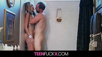 Кристи занимается сексом со сводным братом